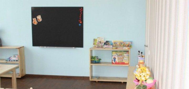 Изучение английского языка для детей от 3-х до 6 лет в детском центре «ТалантВилль»