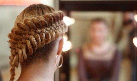 """Плетение, укладка и накрутка волос в студии экспресс-причесок """"Kosa Nostra"""" от 29 грн.!"""