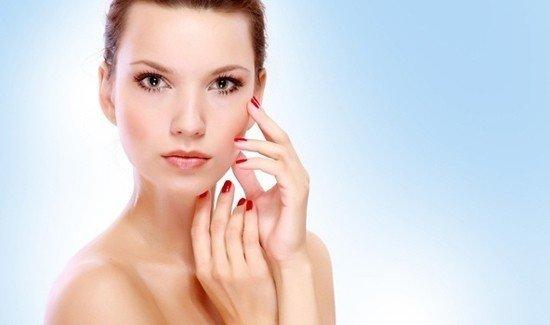 Чистка лица с косметикой премиум