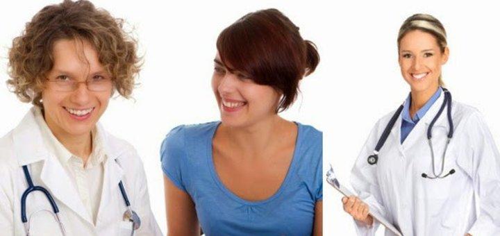 Комплексное обследование у гинеколога в медицинском центре Дарина от 149 грн.!