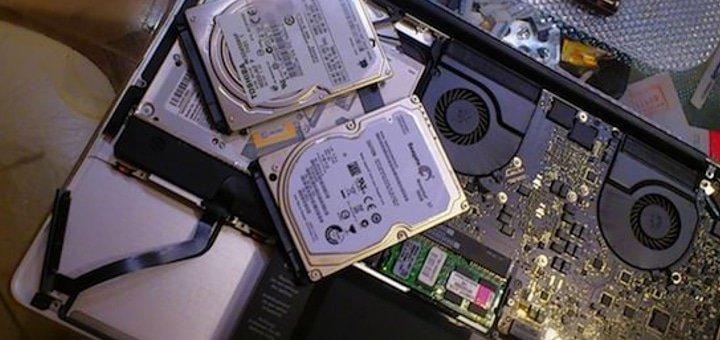 Услуги по ремонту любой модели MacBook/iMac/iPhone в сервисном центре «Яблочный Эксперт»