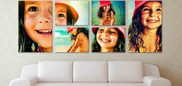 """Печать любых изображений на холсте разных форматов от студии фотопечати """"Натали""""!"""