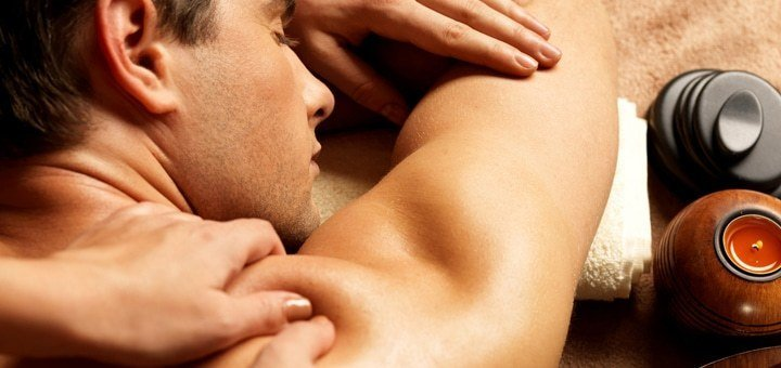 SPA-программа для мужчин в салоне красоты «Royal SPA Relax»