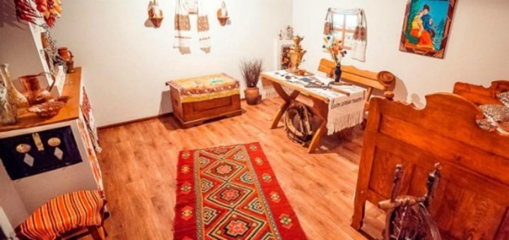 Посещение квест-комнаты «Вечера на хуторе» от компании Questium