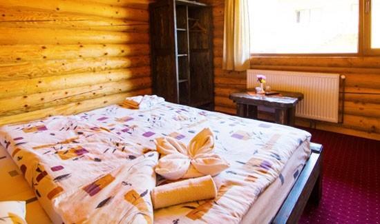 Отдых в Карпатах в отеле «Кременица»: 2-разовое питание, трансфер, велосипеды, чан и другое в стоимости
