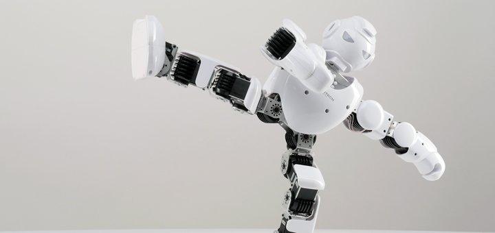 Впервые в Украине! Уникальная выставка живых роботов «Smart Robots» на ВДНХ