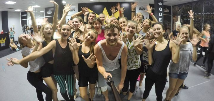 Скидка 50% на абонемент в студии танца «Queens»