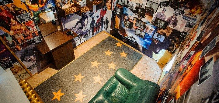Посещение квест-комнаты «Мастерская кинорежиссера» от компании «Quest Guest House»