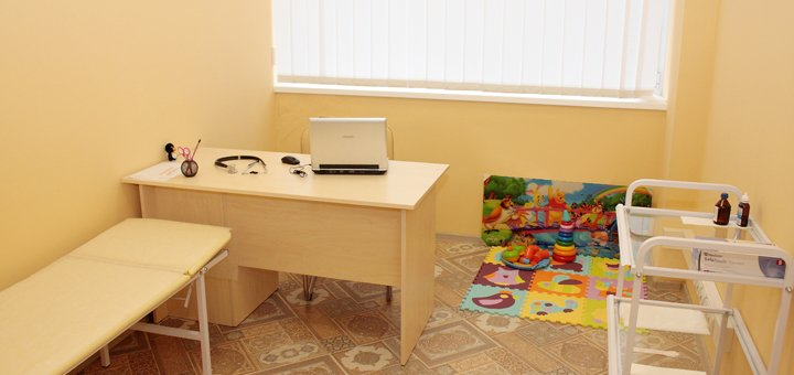 Базовое или комплексное обследование у врача педиатра в Центре прогрессивной медицины «Авиценна Мед»