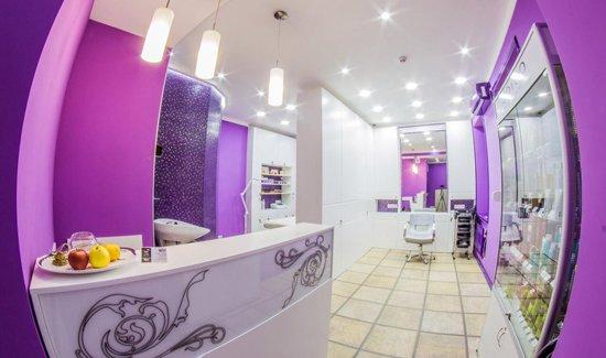 Уход за лицом в восемь этапов в косметологическом кабинете Елены Михайловой