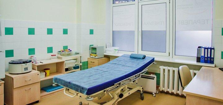 Консультация семейного врача с ЭКГ и липидограммой в сети центров «Лаборатория Др. Рёдгера»