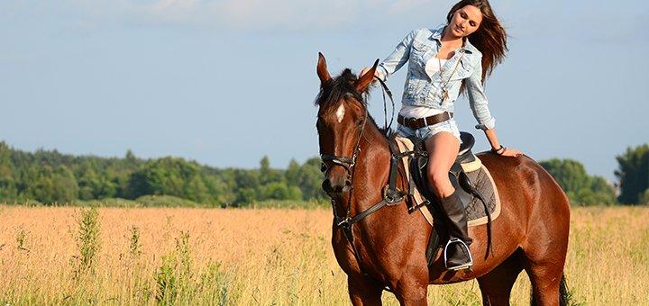 Конные прогулки и обучение верховой езде от конного клуба «Фаворит»