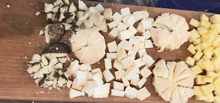 Экскурсия и дегустация в первом в Украине Музее сыра