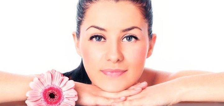 Скидка 20% на уход за лицом с водорослевой маской в косметологии «Medical Aesthetics»
