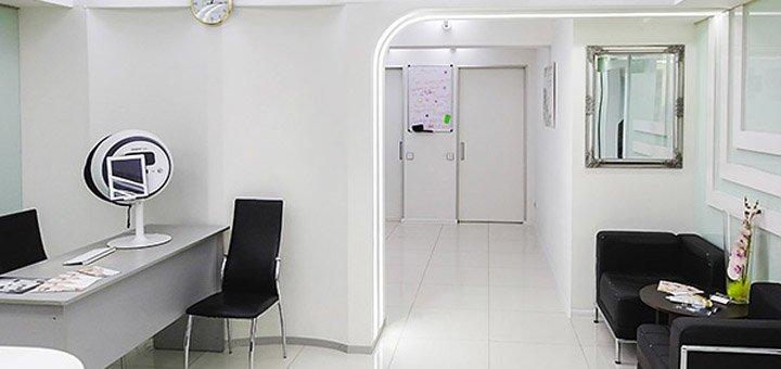 3 сеанса программы коррекции фигуры для больших или малых зон в центре «Laser Health»