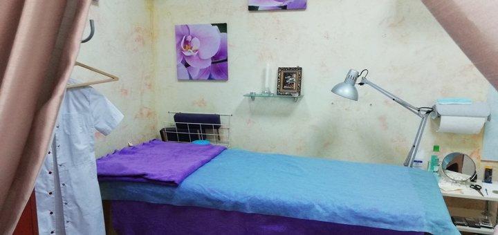 До 10 сеансов массажа от профессионального массажиста в салоне «Violet»